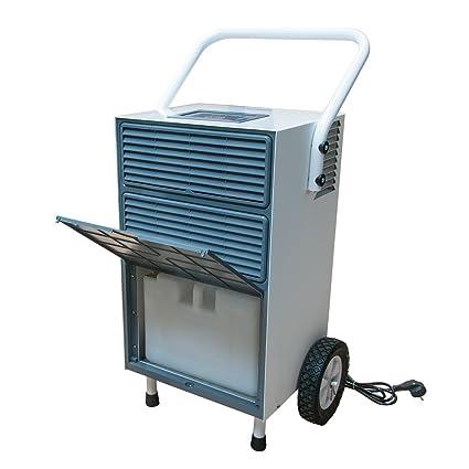 Silencioso día (50 db) secadora por condensación deshumidificador secador para paredes húmedas/para