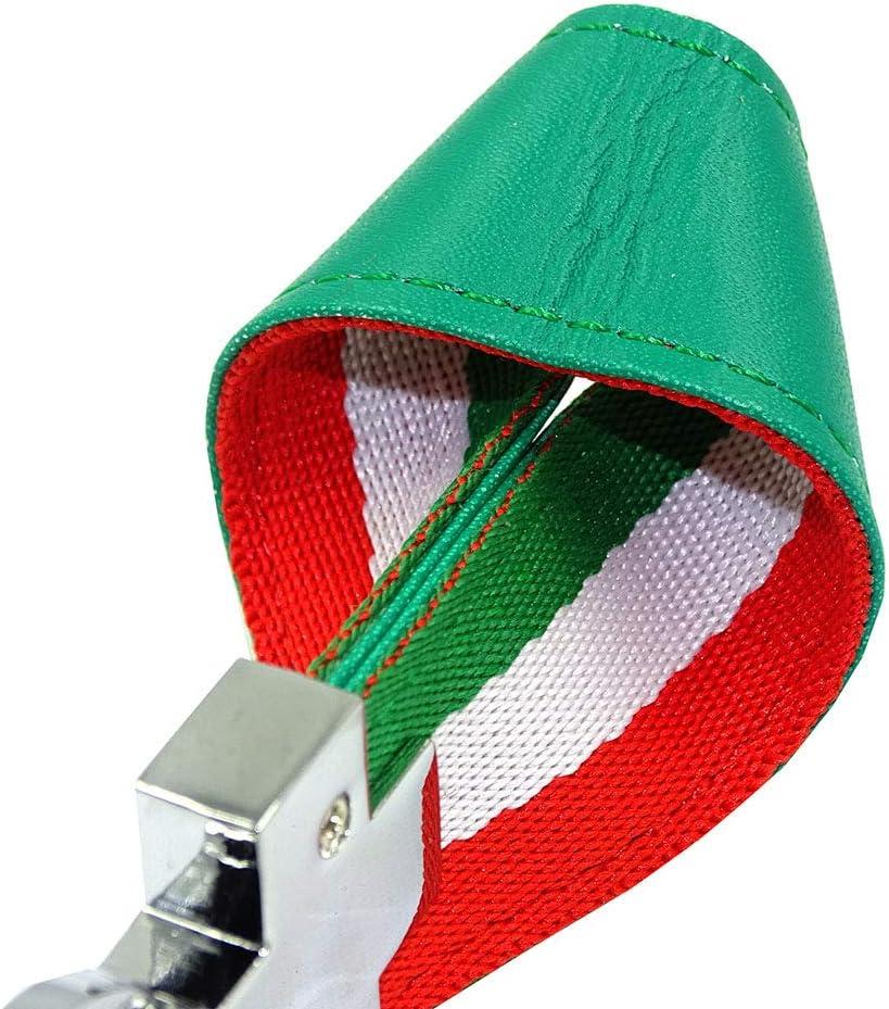 Austria PSL Limited Edition Leather Country Flag keyring keychain key fob
