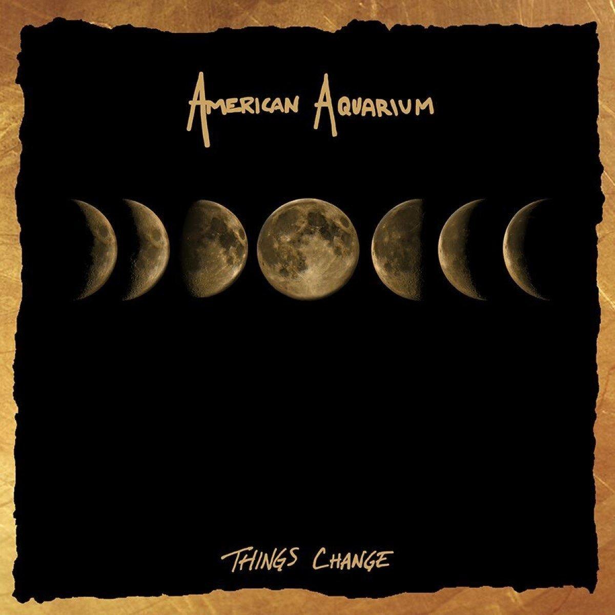 Vinilo : American Aquarium - Things Change (LP Vinyl)