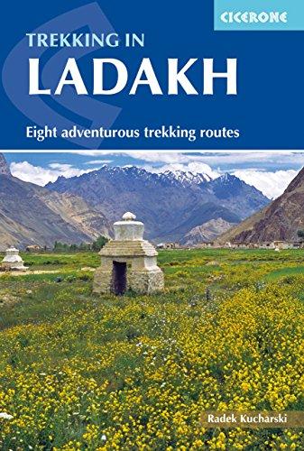 Trekking in Ladakh: Eight adventurous trekking routes (Cicerone Guides) (Trekking Ladakh)