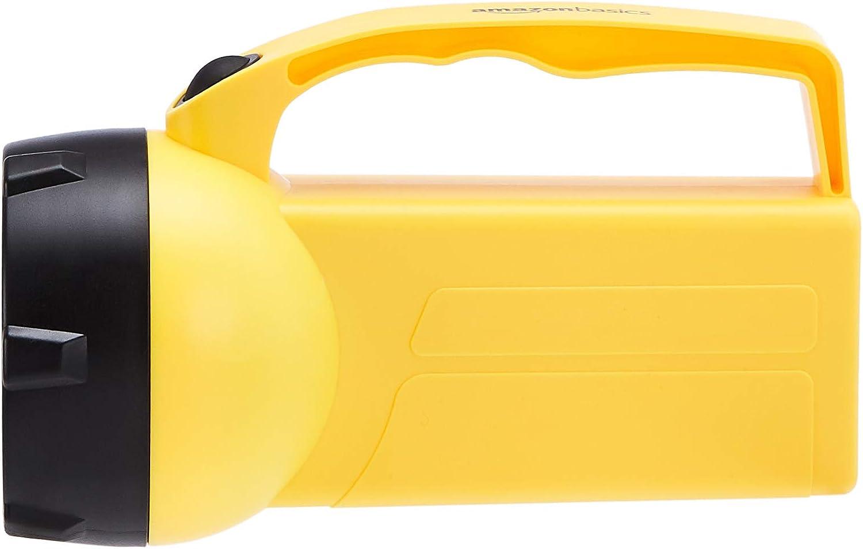 Linterna de pl/ástico 6 V Basics