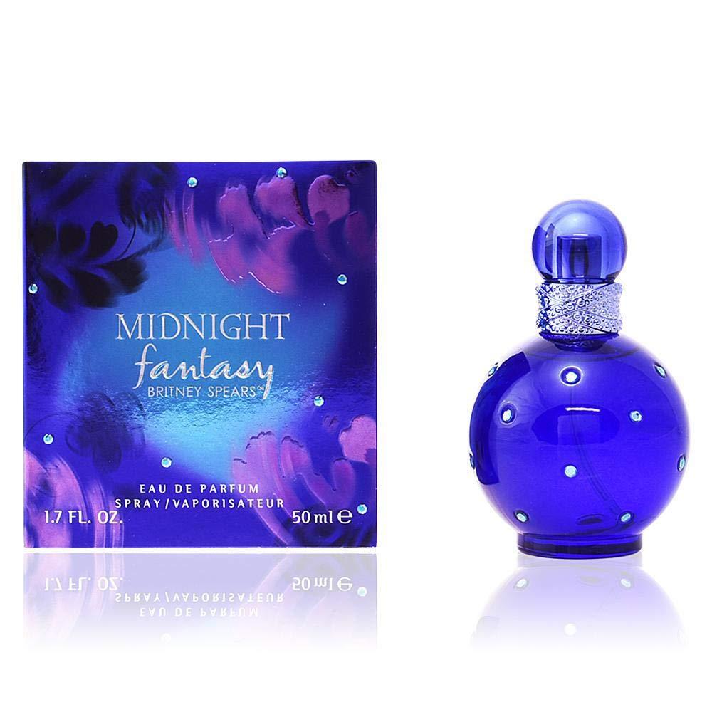 d4bf6fb7e750 Britney Spears Midnight Fantasy Eau de Parfum - 100 ml: Amazon.co.uk: Beauty