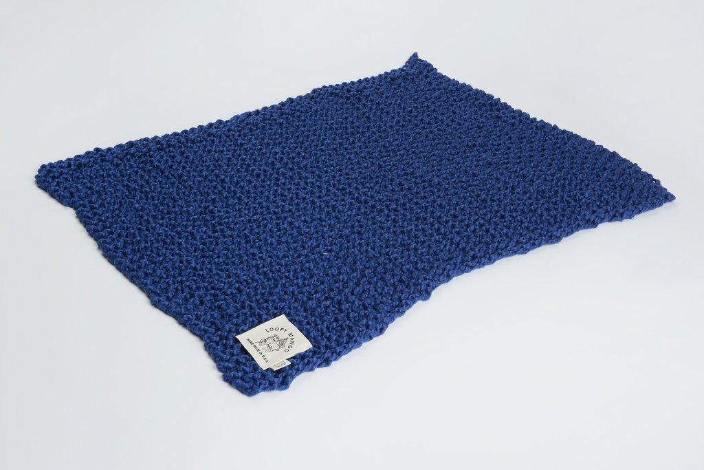 Loopy Mango DIY Kit - Cotton Baby Blanket-Tahitian Pearl by Loopy Mango (Image #5)