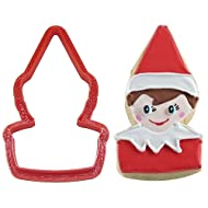 Cute Elf Cookie Cutter 4.25 In