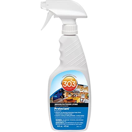 Genial 303 (30440) Indoor Outdoor Patio Furniture UV Protectant Spray For Vinyl,  Plastic,