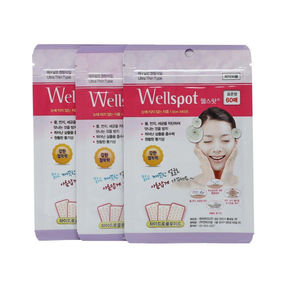 WellSpot 3set