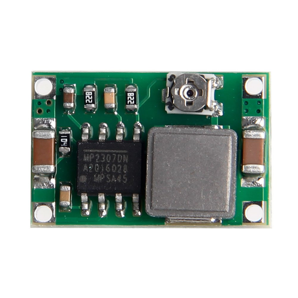 LIYUDL Mini 4.75V-23V To 1V-17V 360 DC/DC Buck Converter Step Down Power Supply Module