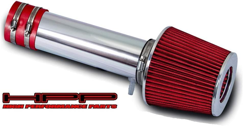 Filter 05-06 for Honda Odyssey 06-08 Honda Pilot 3.5L V6 S/&T Racing Blue Short Ram Air Intake Kit
