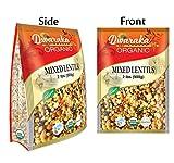 Dwaraka Organic Mix Dal Lentil - USDA Organic (2 lbs / 908 g)