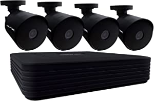 Night Owl CCTV Video Home Security Camera System with 4 Wired 1080p HD Indoor/Outdoor Cameras with Night Vision (Expandable up to a Total of 8 Wired Cameras) and 1TB Hard Drive