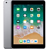 Apple iPad (9.7 inch Multi-Touch) Tablet PC 32GB A10 Chip WiFi Bluetooth Camera Retina Display iOS 11 Touch-ID (Gold)