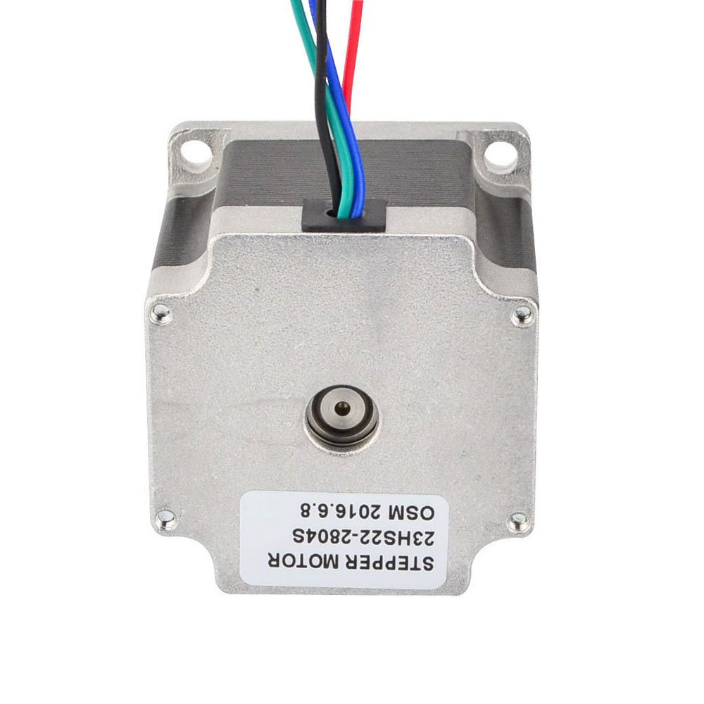 Nema 23 CNC Stepper Motor 2.8A 178.5oz.in/1.26Nm CNC Stepping Motor DIY CNC Mill by STEPPERONLINE (Image #6)