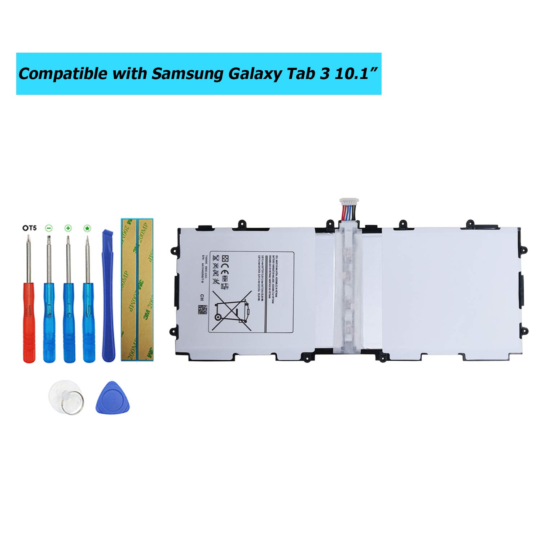 Bateria Tablet T4500E para Samsung Tab 3 10.1 GT-P5200 GT-P5