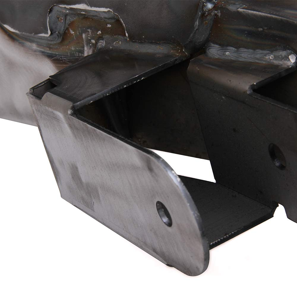 HEKA 2P Driver and Passenger Rear Trail Arm Frame Repair Fit for 1997-2006 Jeep Wrangler TJ by HEKA (Image #5)
