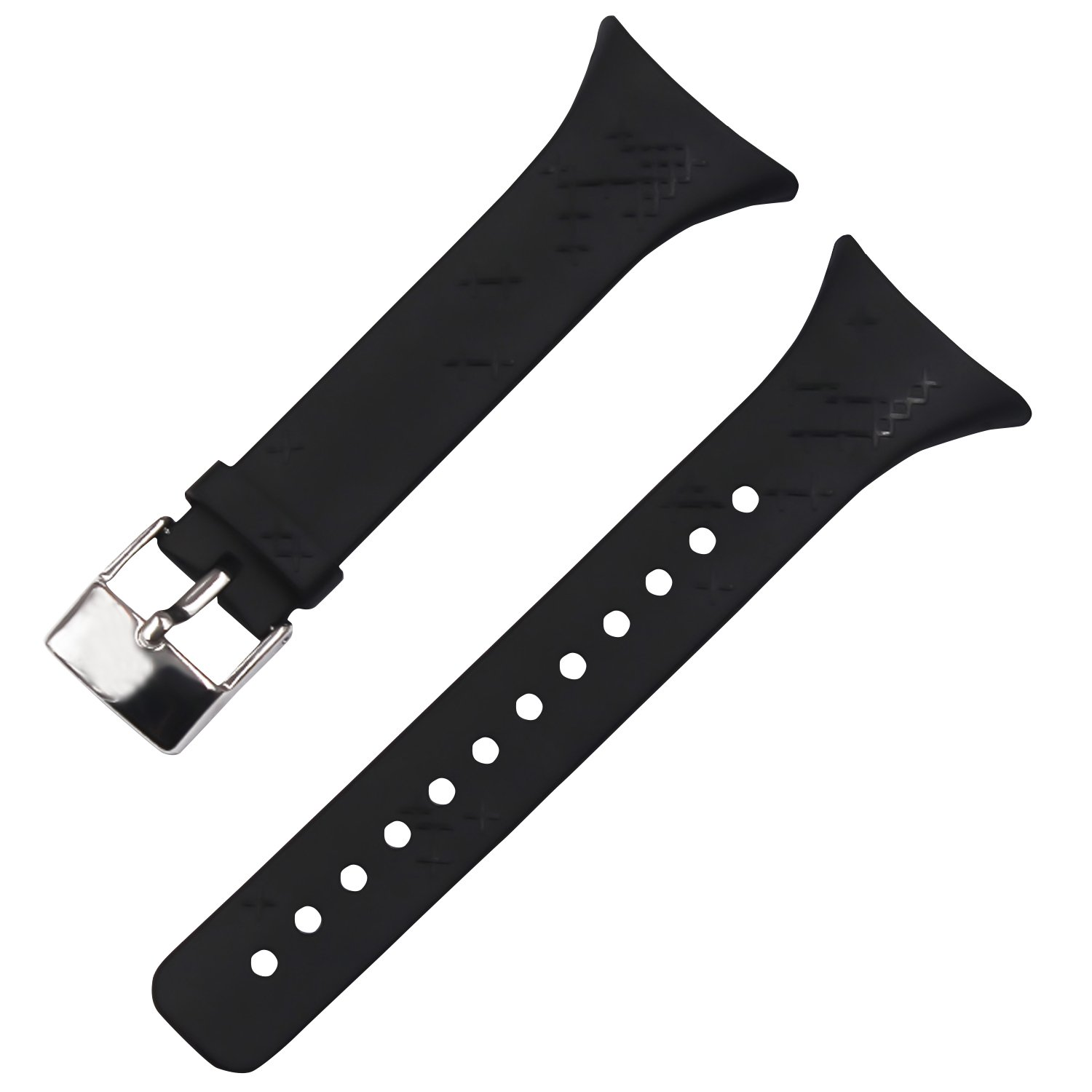 Rubber Watch Band Replacement Suunto M-Series M1 M2 M4 M5 Watch Strap