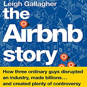 The Airbnb Story Hörbuch