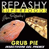 Repashy Grub Pie Insectivore Diet Gel Premix (Reptile) - All Sizes - 6 Oz JAR