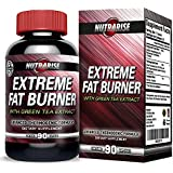Extreme Thermogenic Fat Burner Weight Loss Diet Pills for Women and Men - Boosts Metabolism & Increases Energy, Effective Appetite Suppressant, Lose Belly Fat, Best Diet Supplement to Lose Weight Fast