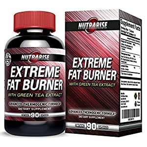 Amazon Com Extreme Thermogenic Fat Burner Weight Loss