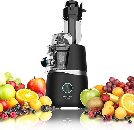 Cecotec Licuadora Juice&Live 3000 EasyClean. con Motor de 150 W ...