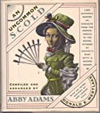 An Uncommon Scold, Abby Adams, 0671690221