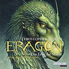 Eragon 4: Das Erbe der Macht Audiobook by Christopher Paolini Narrated by Andreas Fröhlich