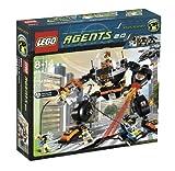 LEGO 8970 Robo Attack (Lego Agents Robo Attack)