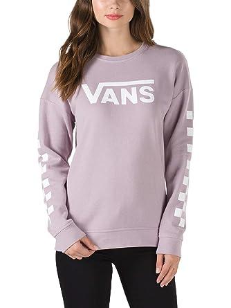 745d686eb2c168 Vans Damen Sweater Big Fun Crew Sweater: Amazon.de: Bekleidung