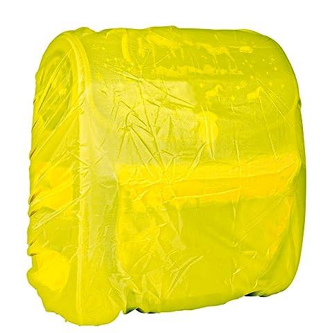 Wedo 2411065 - Funda impermeable para carteras, amarillo neón