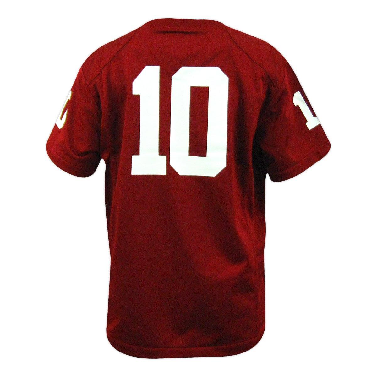 competitive price d6070 e3c53 Nike Oklahoma Sooners NCAA Youth Replica Football Jersey Crimson #10 (4)