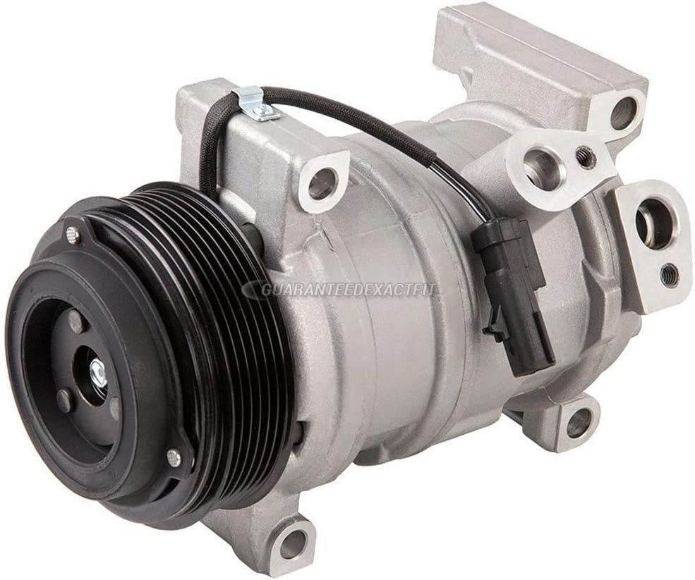 Installation Kits BuyAutoParts 60-81507RK NEW AC Compressor & A/C ...