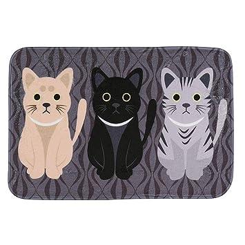 pinacis paillasson dentre chats design tapis de sol exterieur tapis interieur anti drapage