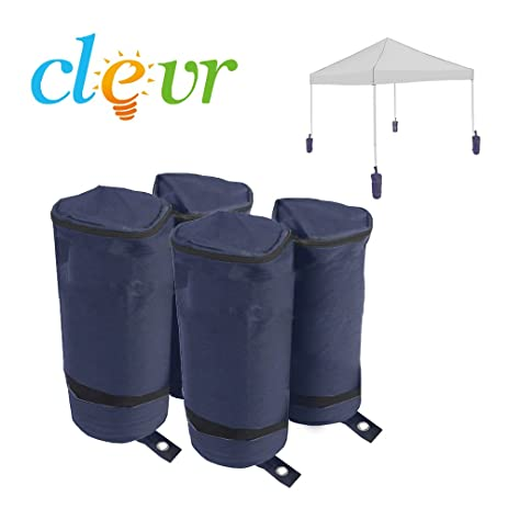 Universal Weight Bags Sand Bag Set of 4 for Popup Canopy Tent Bags ONLY  sc 1 st  Amazon.com & Amazon.com - Universal Weight Bags Sand Bag Set of 4 for Popup ...