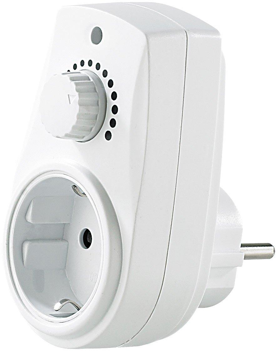 dimmer regler leistung intensit t 39 licht 230 v mit stecker. Black Bedroom Furniture Sets. Home Design Ideas