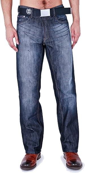 MENS CLASSIC Designer Jeans Rinse lightwash faded Rinsewash faded,