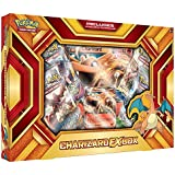 Pok mon TCG Charizard-EX Box-Fire Blast Card Game