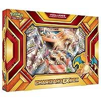 Pokemon Tcg: Charizard-Ex Box-Fire Blast Card Game