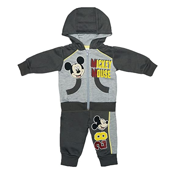 Neu Babyset Set Jungen Jogging 2-teilig Bär Hose Pullover 56 62 68 74 Baumwolle