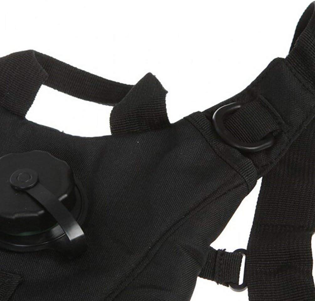 noir Sac /à dos dhydratation en plein air poche /à eau tactique pour le camping randonn/ée /à v/élo