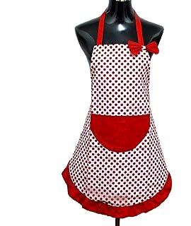 StillCool Grembiule Moda Bella Principessa Grembiuli di Cucina af3056e0bdb7