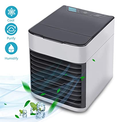6e3518b3abb Amazon.com  Fitfirst Portable Air Conditioner Fan