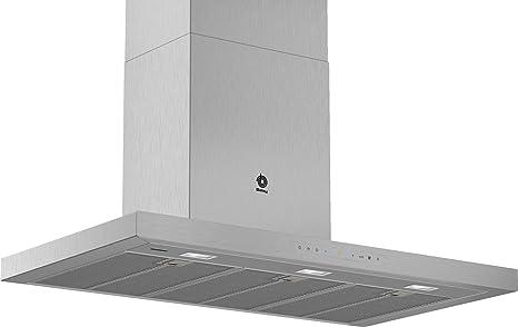 Balay 3BC998AXC - Campana (843 m³/h, Canalizado/Recirculación, A, A, B, 55 dB): Amazon.es: Hogar