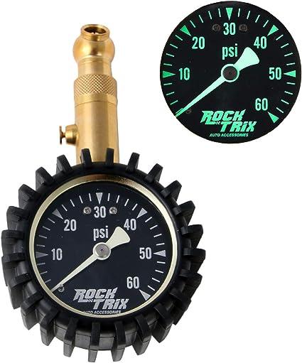 Campbell Hausfeld Shrader Tire Gauge 0-60 PSI DA552400