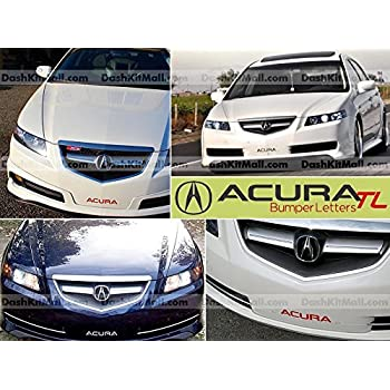 Amazoncom SF Products Acura TL Front - 2006 acura tl front bumper