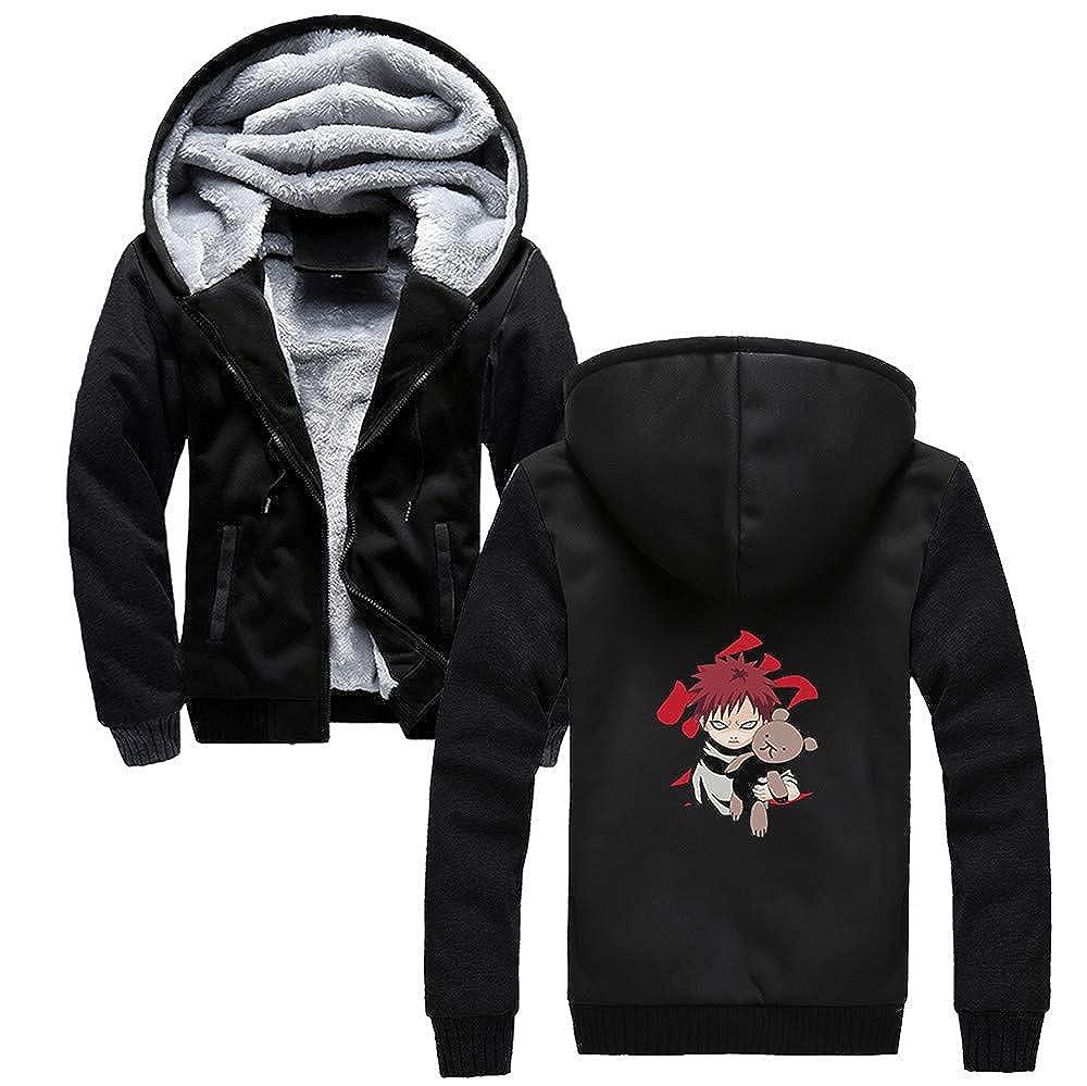 Omnnnelpo Naruto Pullover Leisure Hooded Pullover Coat Autumn Winter Printed Fashion Hoodies Sweatshirt Coat