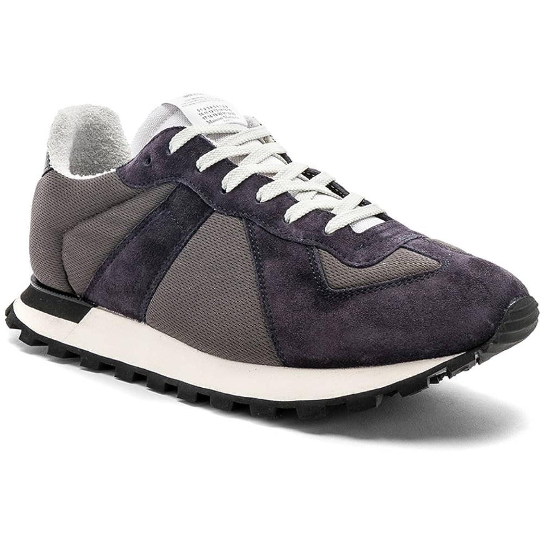 (メゾン マルジェラ) Maison Margiela メンズ シューズ靴 スニーカー Replica Runners [並行輸入品] B07F7841Y4