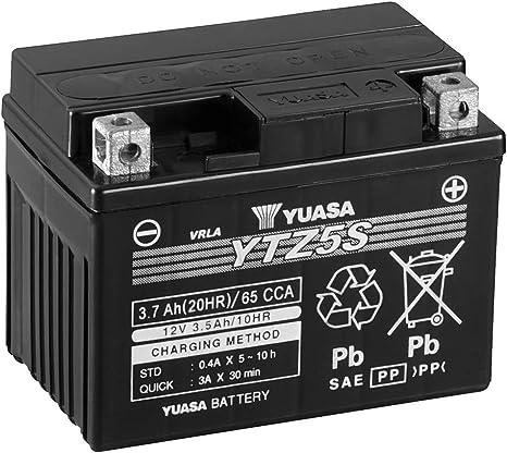 Batterie AGM ETX14-BS Moto EXIDE Exp/érience d/'Equipementier d/'Origine Garantie Constructeur 2 Ans Dur/ée de Vie prolong/ée Batterie de Motos