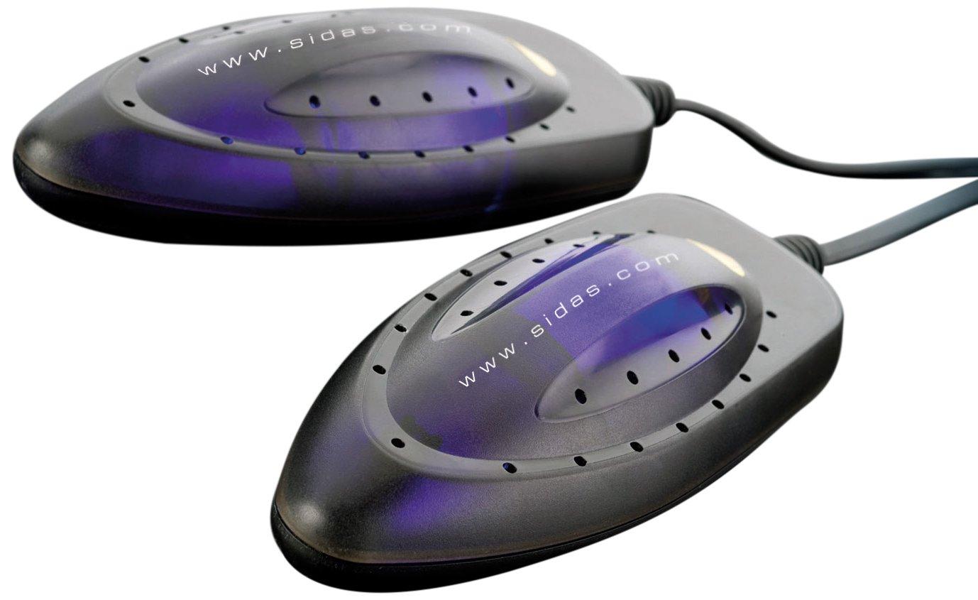 Black Sidas Drywarmer Shoe Warming and Drying Appliance