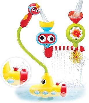 bébé jouet de bain douche tête enfants pulvérisation pomme de douche douchette jouet de bain pour enfant