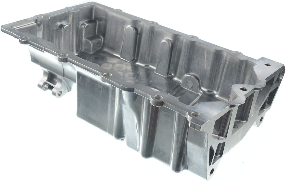 11137513061 Aluminium Oil Pan for Cooper One Works R50 R52 R53 I4 1.6L Petrol 2001-2007